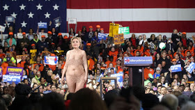 Hillary clinton naked remarkable topic