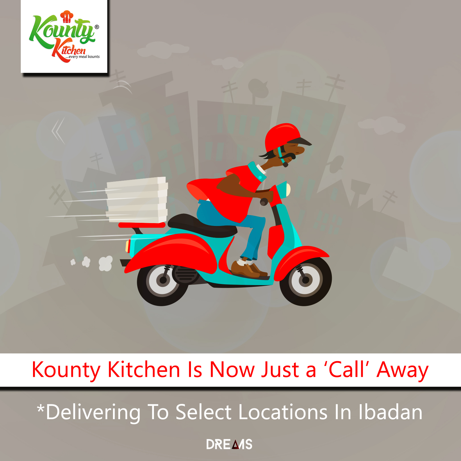 Apartment Food Delivery How