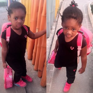 2face daughter