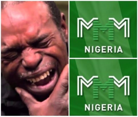 Image result for Nigerians in pains after MMM failed