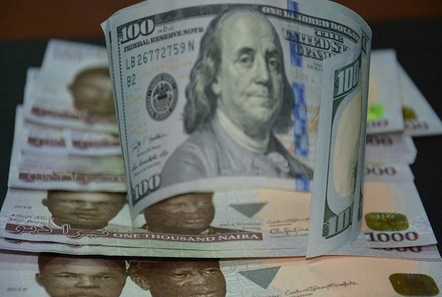 Foreign Exchange Today S Naira Rate Against Dollar Pound And Euro 22 1 18 The Info Nerds