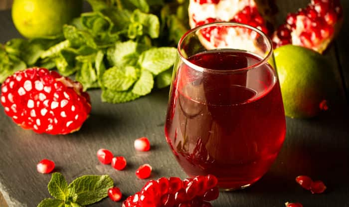 Pomegranate Juice that increase sexual stamina