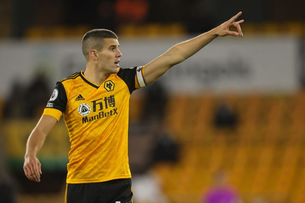 Conor Coady of Wolves, FPL budget defender