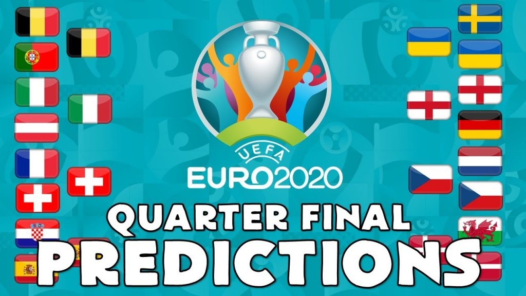 EURO 2020 Quarterfinal Preview and Predictions.
